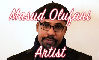 Art Crush: Masud Olufani's First Time
