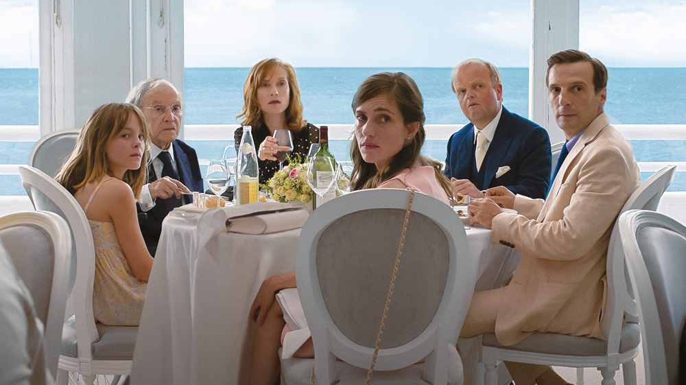 """Michael Haneke's New Film """"Happy End"""" Is Another Tale of Dystopian Family & Unhappy Children"""