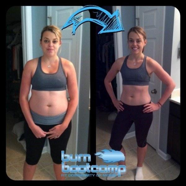 Cortney Balicki Burn Bootcamp Cornelius Weight Loss Story