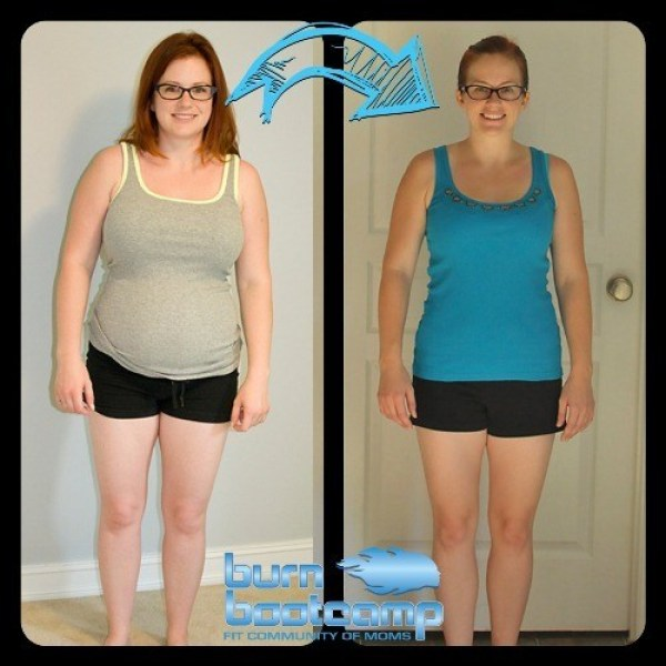 Marlyn Elinor Burn Bootcamp Cornelius Weight Loss Story