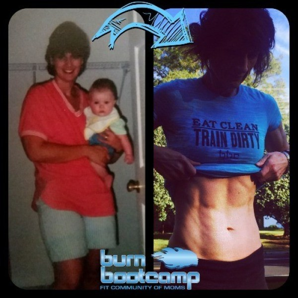 Connie Posey Burn Bootcamp Huntersville Weight Loss Story