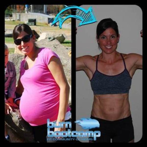 Debbie Morgan Burn Bootcamp Huntersville Weight Loss Story