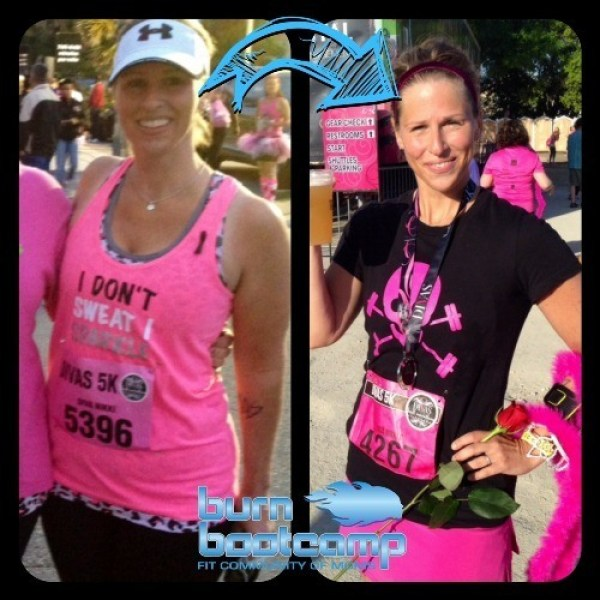 Nicole Cote Burn Bootcamp Huntersville Weight Loss Story