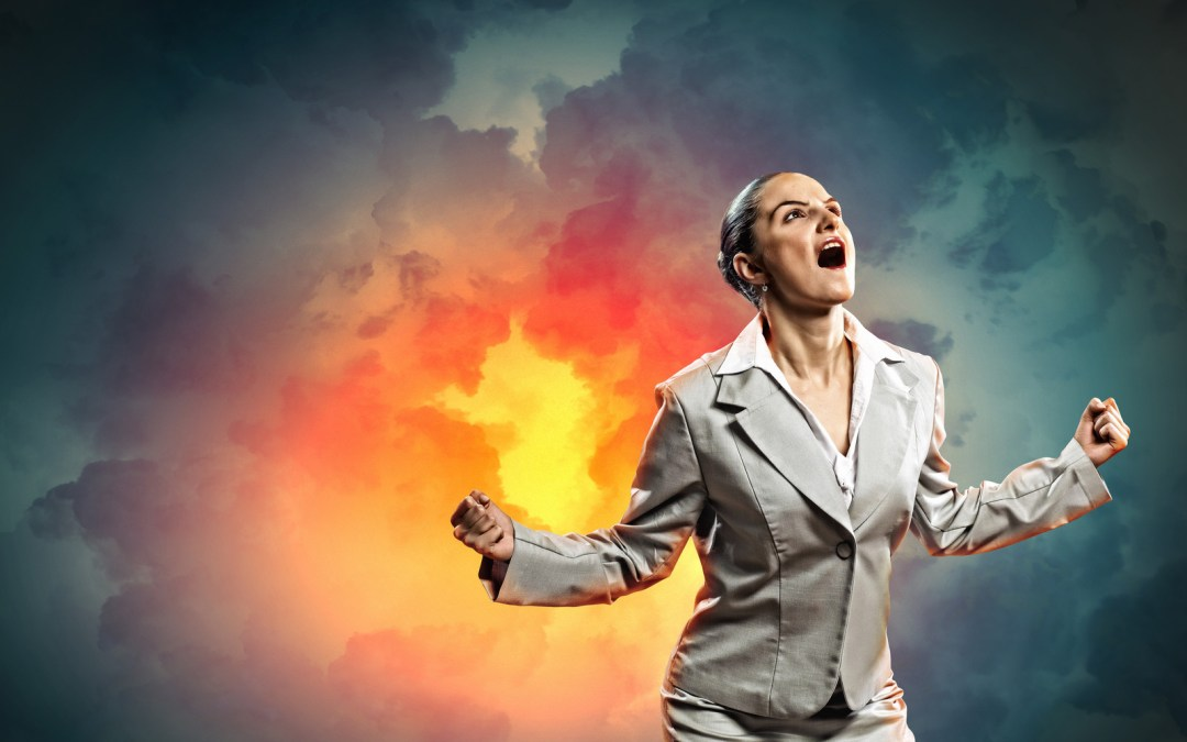 The ember of anger…and how to put it out.