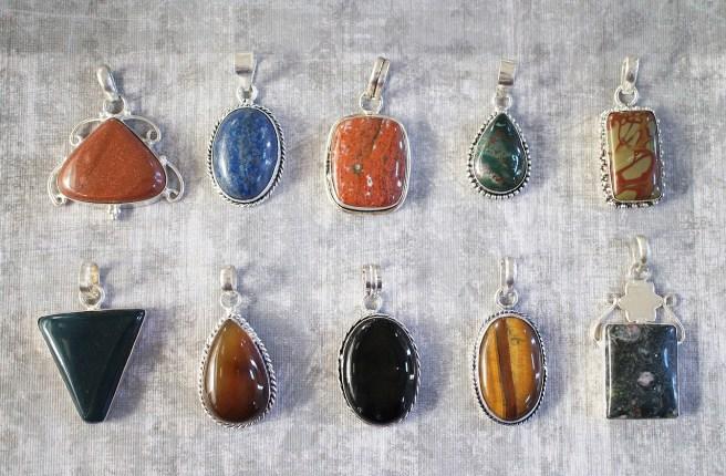Pick a stone!