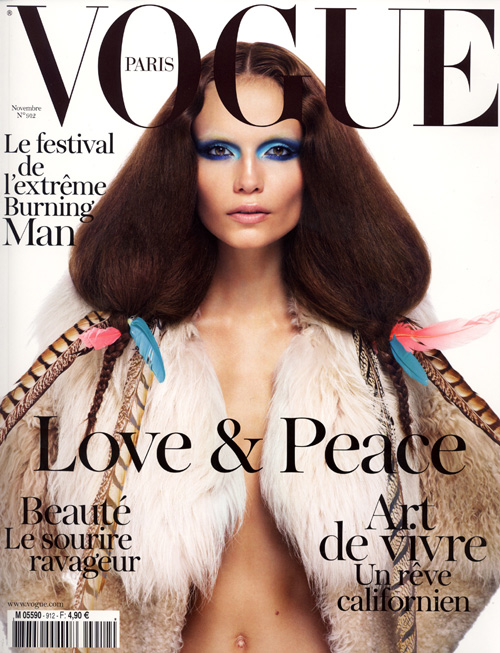 bm french vogue 2010