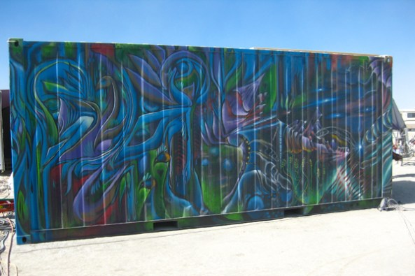 ian ross container 2012