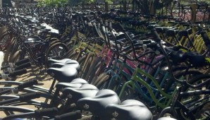 Playa-Ready Fleet for Sale! Photo: Black Rock Bicycles