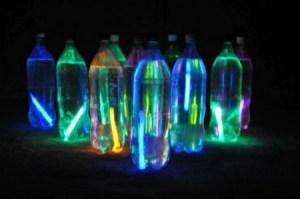 Glowstick Bowling