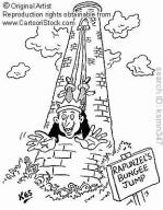 rapunzel bungee