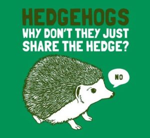 hedgehogs acf