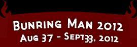 bunring man dates