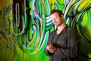 artist Ian Ross