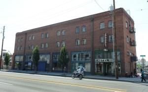 REN0726 Building