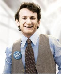 Sean Penn: the Milk of human kindness