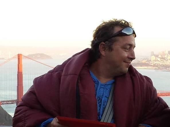 Mironov in San Francisco