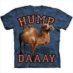 hump daaay