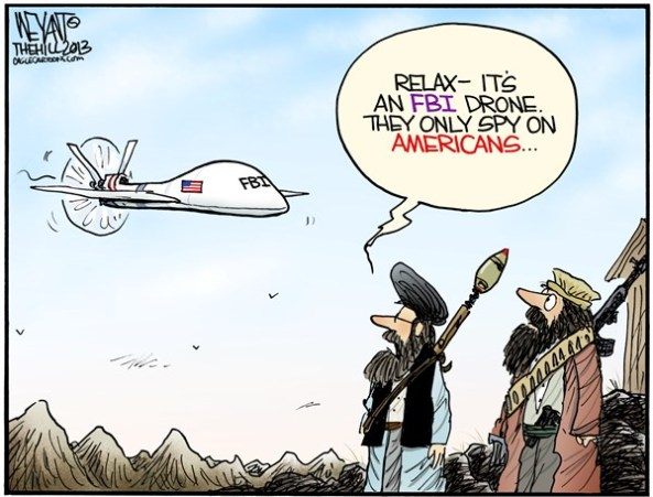 fbi drone