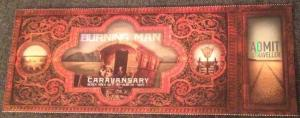 caravansary ticket