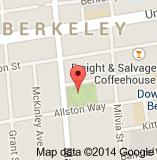 berekely map