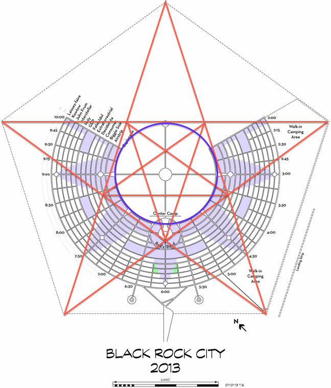 The Magickal Symbols Have Been Displayed The Occult Ritual Can