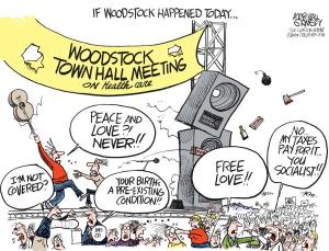 woodstock today