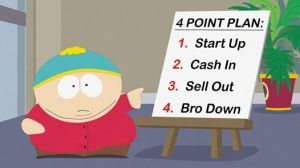 cartman 4 point plan