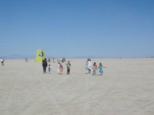 Kids at Burning Man, 2004. Image: Waltarrrr/Flickr (Creative Commons)