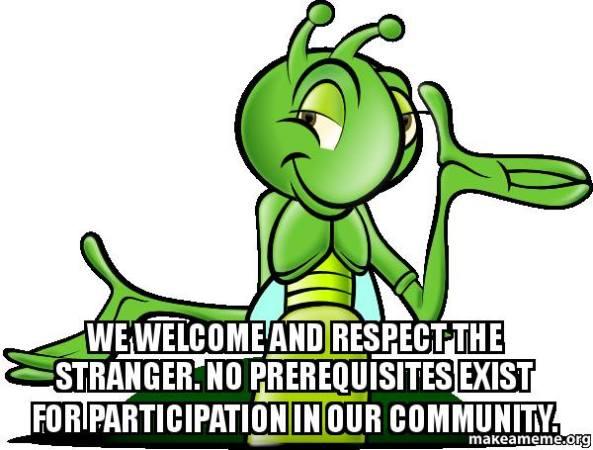 bug inclusion