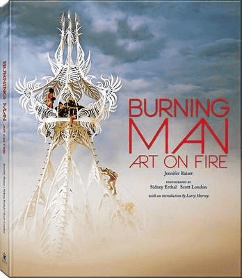 BurningManArtOnFire