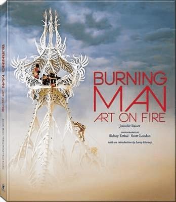 BurningManArtOnFire