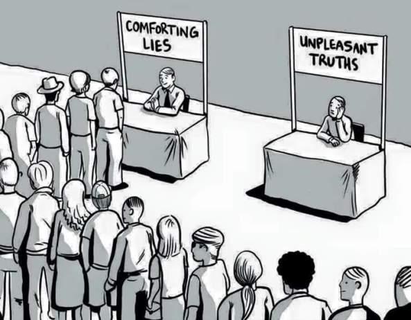 unpleasent truths
