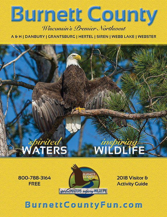 2018 Burnett County Visitor-Activity Guide