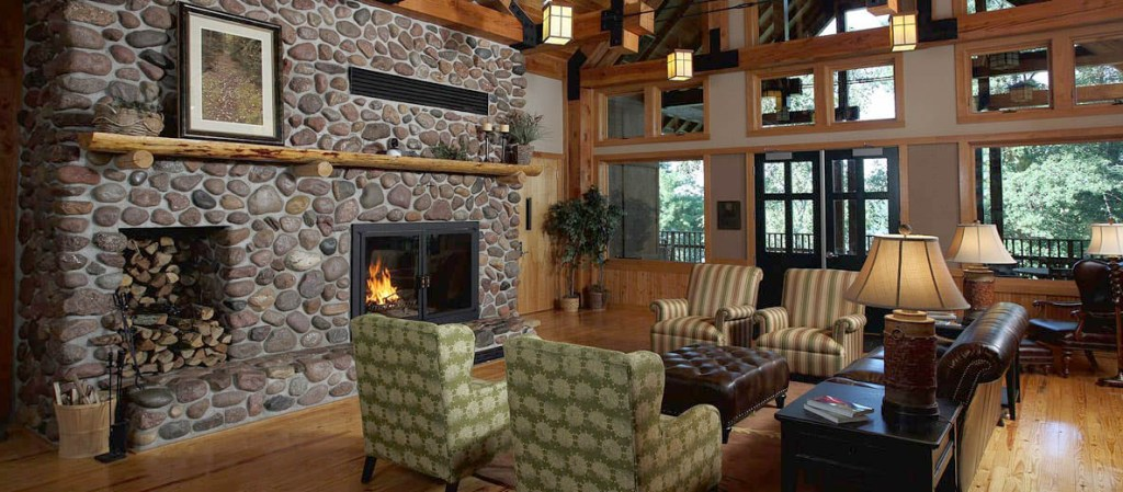Heartwood Resort and Conference Center, Trego, WI