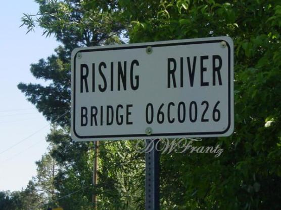 Rising River Bridge