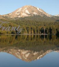 Crystal Lake Burney Mountain