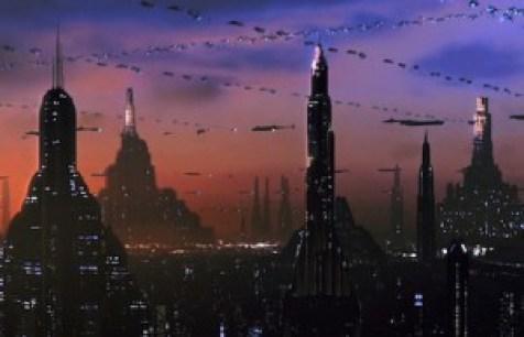 Coruscant, Star Wars Episode I