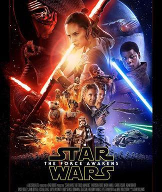 The Force Awakens: Theatrical Poster