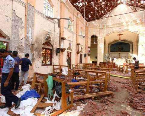 Sri Lanka terrorist attack