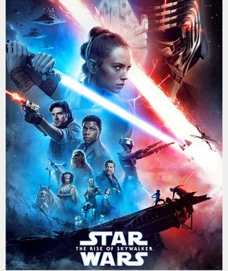 The Rise of Skywalker: Theatrical Poster