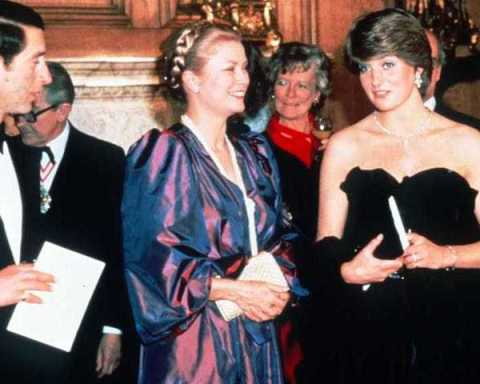 Grace Kelly and Princess Diana