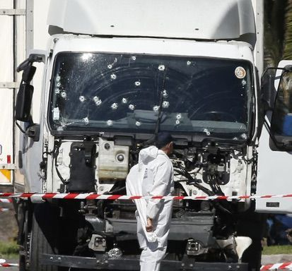 Nice, Bastille Day, terrorist attack