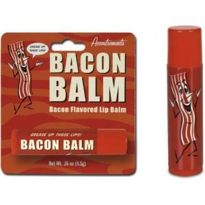 How many kisses could you get on your bacon smelling lips?