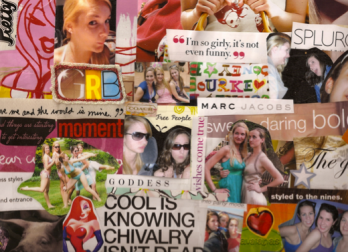 Um...cool collage.