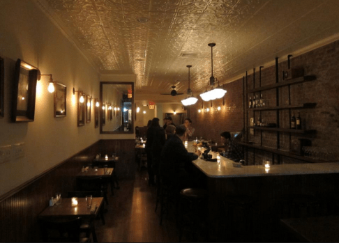 Dear Bushwick: The perfect intimate setting for two famous British people to have a rendezvous