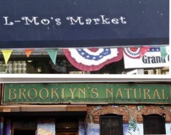 L-Mo's has that Curlz font edge over Brooklyn's Natural