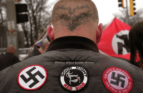 John Whitebred, the ringleader of the Bushwick neo-Nazis