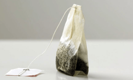 Some people in the building still don't know the true meaning of tea bag
