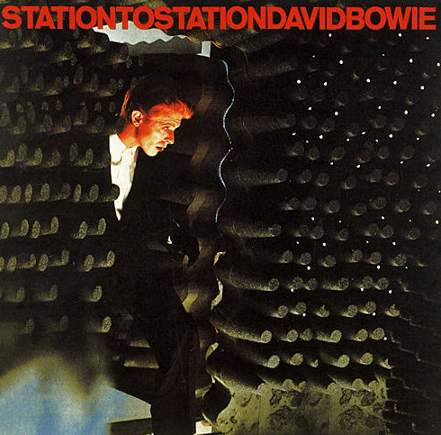 "Cover for David Bowie's ""Station to Station"""