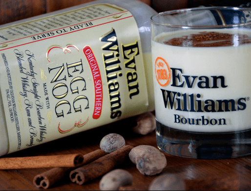 No competitor could survive the wrath of Evan Williams eggnog